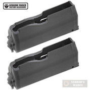 RUGER American 30-06 270Win 4 Round ROTARY MAGAZINE 2-PACK 90435 Long Action