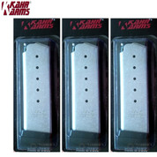 KAHR 45 ACP 6 Round MAGAZINE 3-PACK for Kahr 45ACP's except TP45 K625