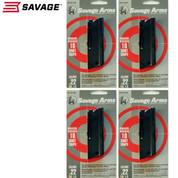 SAVAGE Stevens Lakefield 62 64 954 22LR 10 Round Magazine 4-PACK 30005