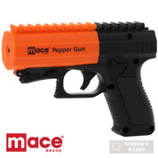 MACE Pepper GUN 2.0 20ft. Defense SPRAY Strobe LED 80406 80586