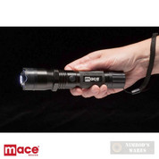 MACE Stun GUN & Flashlight 2.4 million VOLTS 300 Lumens Strobe 80326 80816