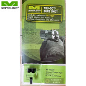 Meprolight GLOCK 42 43 G42 G43 Night SIGHTS SET Tritium ML-10220 - Add to cart for sale price!