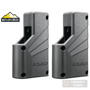 Butler Creek ASAP Single Stack MAGAZINE LOADER 2-PACK 9mm-.45ACP BCA1XSML