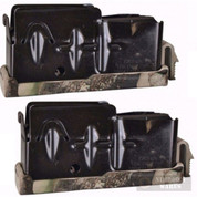 SAVAGE AXIS .223 4-Rd Magazine 2-PACK MOBU Camo 55225