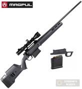 MAGPUL HUNTER 700L Remington 700 Long Action STOCK + Magazine Well + Magazine MAG483-GRY MAG489-BLK