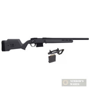 MAGPUL Hunter Remington 700 Short Action STOCK GRY + Magazine Well + Magazine