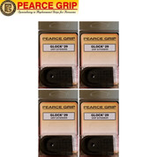 Pearce Grip GLOCK 29 (10-Rd) Glock 30 (9-Rd) Grip Extension 4-PACK PG-29