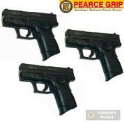 Pearce Grip PG-XD Springfield XD Grip Extension 3-PACK Add Control