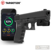 TARGETIZE Personal Firearm TRAINING SYSTEM Live/Dry Fire CO2 - Add to cart for sale price!