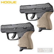 HOGUE Ruger LCP II Grip Sleeve 2-PACK Beavertail Flat Dark Earth 18123