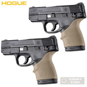HOGUE Bersa Thunder 380 SR22 PK380 PPK/S 380 GRIP Sleeve 2-PACK 18303 FDE - Add to cart for sale price!