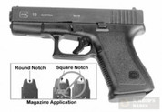 Pearce Grip PGNFML GLOCK Compact/Full Old Style Magazine GRIP Ext.