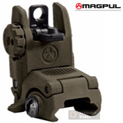 MAGPUL MAG248-OD MBUS Gen2 REAR Flip-Up Back-Up Sight