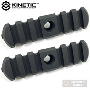 KINETIC Kinect M-LOK Quick Detach SLING Swivel Mount 2-PACK Extended KIN5-230