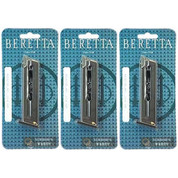 BERETTA 87 Cheetah MAGAZINE 3-PACK .22 LR 8 Rounds JM87
