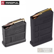 TWO MAGPUL 7.62 AICS Short Action Magazines: 5 Round + 10 Round MAG549-BLK MAG579-BLK