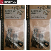 Magpul M-LOK to MOE Adapter Kit Fits MOE Hand Guard MAG478-BLK 2-PACK