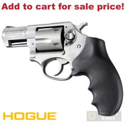 HOGUE Ruger SP101 Rubber GRIP Textured 81000 - Add to cart for sale price!