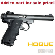 HOGUE Ruger MK II MK III Wraparound GRIP w/ Finger Grooves 82000 - Add to cart for sale price!