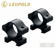 "Leupold Rifleman 1"" Detachable HIGH Gloss Rings 57390"