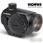 KONUS SightPro ATOMIC 2.0 Red/Green DOT SCOPE 4 MOA w/ Mount 7200