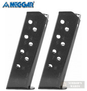 WALTHER PP 32ACP 8-Round Steel Drop-Free Magazine 2-PACK MGWPP32STB