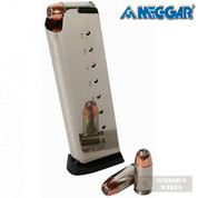 Mec-Gar 1911 Government .45ACP 8 Round MAGAZINE FLUSH MGCG4508NPF