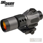 Sig Sauer ROMEO6H Red Dot SIGHT 1x30mm 2 MOA SOR61011