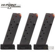 Hi-Point JCP 40 4095TS .40 S&W 10 Round MAGAZINE 3-PACK CLP40P