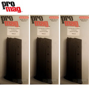 ProMag FNH Five-Seven USG 5.7x28mm 10 Round Magazine 3-PACK FNH01