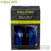 PELTOR Sport Bull's Eye 9 EAR MUFFS NRR 25 dB 97007