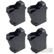 Butler Creek UpLULA Speed LOADER 4-PACK Universal Pistol 9mm-45 ACP 24222