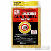 "G96 Silicone GUN & REEL CLOTH Clean/Polish/Protect 14""x15"" 1093"