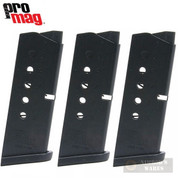 ProMag SMI20 Smith & Wesson BODYGUARD .380ACP 6 Round MAGAZINE 3-PACK S&W
