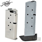 KIMBER Micro 9 9mm MAGAZINE 2-PACK: 6 Round + 7 Round 1200497A 1200506A