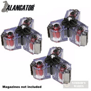 Alangator TM1 TRIMAG Ruger 10/22 Clip Connector 3-PACK