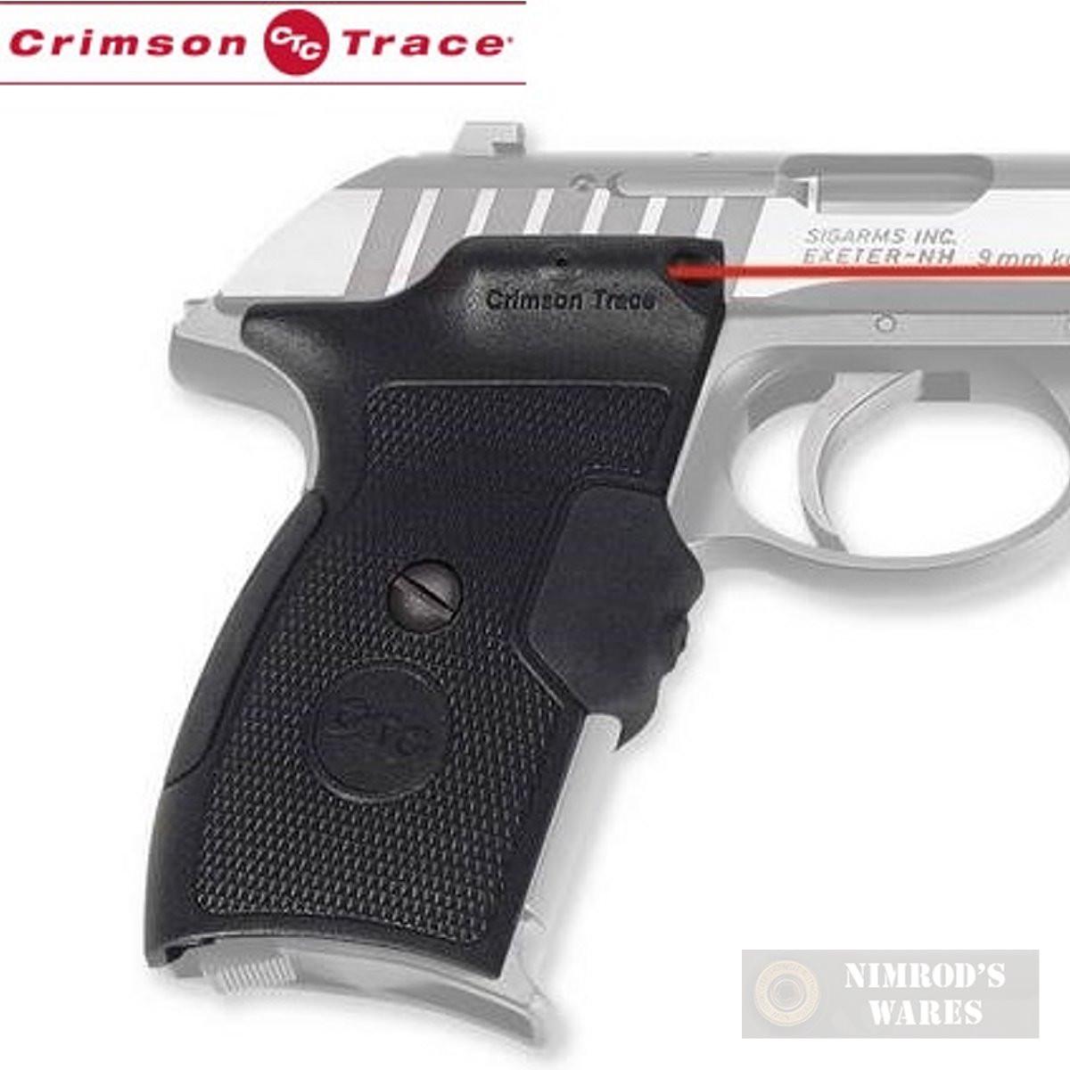 crimson trace sig sauer p230 p232 laser grip sight lg 432