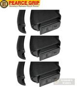 Pearce Grip GLOCK Gen4 Gen5 Grip Frame INSERT 3-PACK Compact/Full PG-G4MF