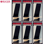 Ruger LC9 LC9S 9mm 7-Round Magazine 6-PACK 12 x Floorplates 90363