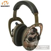 Walker's ALPHA 360 Ear MUFFS NRR 24 dB Next Camo GWP-AM360-NXT