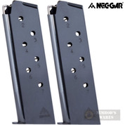 Mec-Gar 1911 Government .45 ACP 7 Round MAGAZINE 2-PACK MGCG4507B