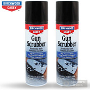 Birchwood GUN Scrubber Firearm Cleaner 13 oz Aerosol 2-PACK 33344