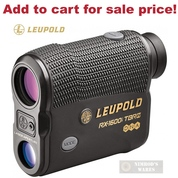 LEUPOLD RX-1600i RANGEFINDER TBR w/ DNA Laser 173805 - Add to cart for sale price!