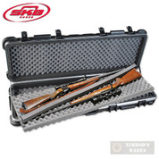 "SKB ATA QUAD Rifle / Two Rifle + Bow CASE 50"" 2SKB-5014"