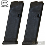 GLOCK 23 G23 .40SW 13 Round MAGAZINE 2-PACK Bulk Packaging 23113