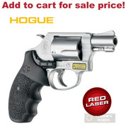 Hogue S&W Smith & Wesson GRIP w/ LASER J-Frame Round Butt Rubber 60080 - Add to cart for sale price!