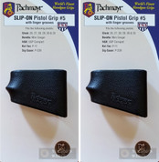 Pachmayr 05117 Slip-On Grip Glove 2-PACK GLOCK 26/27/33/Beretta Mini-Cougar & More