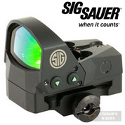 SIG ROMEO1 Mini Reflex SIGHT Red Dot 3 MOA 1913 Mount SOR11001 - Add to cart for sale price!