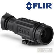 FLIR Thermosight Night Vision RIFLE SCOPE RS64 1.1-9X 431-0017-05-00