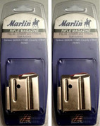 Marlin 22 MAGNUM 17 HMR 4 Round MAGAZINE 2-PACK Bolt Action Rifle 71923